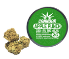 Susz konopny CBD Apple Punch <7% CBD 2g (1)