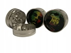 Metalowy grinder do suszu młynek 2-cz Rasta 40mm (1)